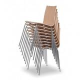 Krzesło SAMBA CR/SC1222-Wenge