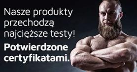 Nasze produkty przechodzą najcięższe testy