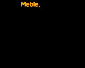 Meble na których pracujesz